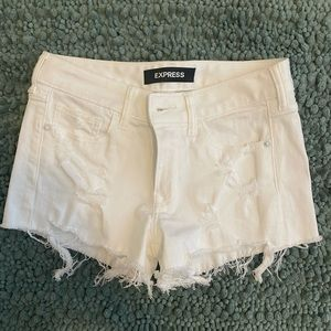 Low Rise Express Shorts